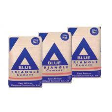 Blue Triangle Cement